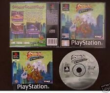 SONY PLAYSTATION 1 Playstation 1/2 - Scooby Doo And The Cyber Chase