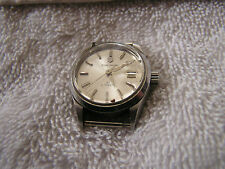 Vintage Citizen 21 Jewel Date Seine Para Water Star Watch