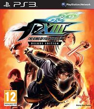 The King of Fighters 13 XIII: Deluxe Edition [PlayStation 3 PS3, Region Free]