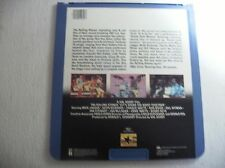 Rolling Stones Let's Spend the Night Together CED Selectavision 1983