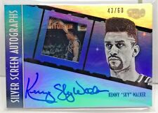 "Kenny ""Sky"" Walker 2015-16 Panini GALA Silver Screen on-card Auto #'d 43/60"