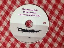 The Dambusters 1954 Old time radio Dramatization  26 half hour episodes Mp3 CD