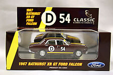Classic Carlectables 43604 - 1967 Ford XR GT Falcon Bathurst