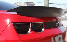 """2010-2013 Unpainted Chevrolet Camaro """"Z28 Inspired"""" Flushmount Spoiler"""