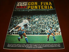 AS COLOR n.209 - 20 Mayo 1975 Poster R.C.Recreativo de Huelva 1974/75