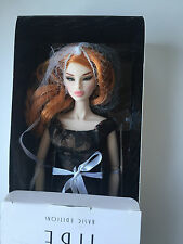 Fashion Royalty Isha Shimmering Copper MIB Dressed doll