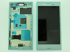 Sony Xperia X Compact Lcd Screen Display Digitizer Touch Original Genuine Blue