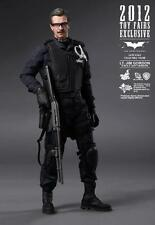 Hot Toys Lt Jim Gordon S.W.A.T Suit Version Batman 2012 Toy Fairs Exclusive