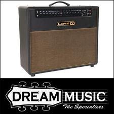 "Line 6 DT50 212 50W 2x12"" Tube Guitar Amp Combo Valve Amplifier RRP$3199"