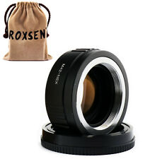 Focal Reducer Speed Booster Adapter M42 mount lens to Sony NEX E A5100 7 A6000
