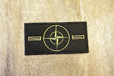 Brand New Stone Island Badge Patch with Buttons for jackets jumpers and jeans