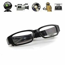 Glasses Spy Camera Goggles HD 720P  Audio Video Recorder| Pen Chain Button Watch
