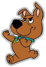 "Scrappy-Doo Scooby-Doo Puppy Dog Cartoon Car Bumper Vinyl Sticker Decal 3.5""X5"""