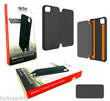 Genuine Tech 21 d30 Snap Impact Custodia con cover per iPhone 5s 5 Nero t21-3579 se