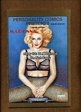 HTF 1991 Madonna #2  Limited Edition Signed Palmiotti Personality Comics