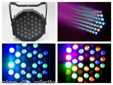 UNIQUE - Flat Par Light 36 x 1W LED Mini Flat RGB Par Dj Disco Party DMX Stage L