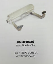 Briggs and Stratton Filter Side Muffler MUF0626