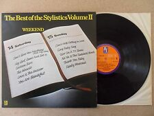 "The Stylistics - The Best Of The Stylistics Volume 2, Weekend  (12"" LP Vinyl)"