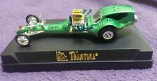 The TRANTULA Drag Racer Diecast Mounted on a Plastic Base Johnny Lightning
