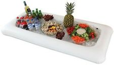 Inflatable Salad Bar Buffet Station Ice Chest Cooler Beverage Party Serving Bar