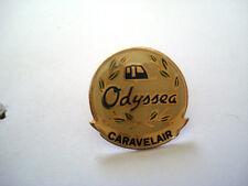 PINS RARE CARAVANE ODYSSEA Caravelair CAMPING