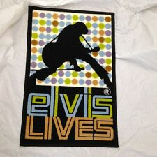 Elvis Presley Guitar Floor Rug Mat Carpet NEW- 20 x 30 RARE