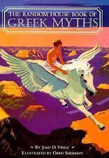The Random House Book of Greek Myths-ExLibrary
