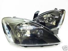 MITSUBISHI LANCER CEDIA CH/ES/LS Crystal Head Lights BLACK 03 04 05 06 07