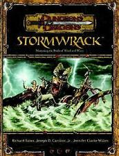 Stormwrack: Mastering the Perils of Wind and Wave (Dungeons & Dragons d20 3.5 Fa