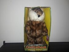 The original Caddyshack dancing gopher toy in box