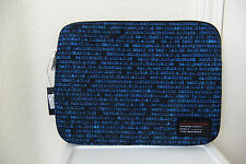 """Marc By Marc Jacobs 13"""" Laptop Computer Sleeve Case in Multi-color NWT"""