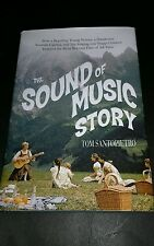 THE SOUND OF MUSIC STORY - TOM SANTOPIETRO BOOK