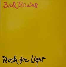 "BAD BRAINS - ROCK FOR LIGHT 12""  LP (M474)"