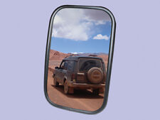 """WING MIRROR 10"""" X 6"""" PLAIN - LAND ROVER, TRACTOR AND CLASSIC CAR - RE0064"""