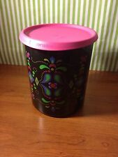 Tupperware One Touch Canister Snack, Cookie or Candy Canister 13 Cups