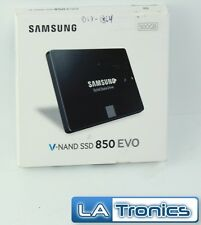 "Samsung 850 EVO 500GB 2.5"" Internal Laptop SSD Solid State Drive MZ-75E500"