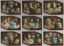 """Star Trek 35th Anniversary - """"MorFEX"""" Set of 9 Chase Cards #M1-M9"""