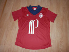 Maillot Football Lille Losc Umbro Rouge Partouche Casinos Taille XL Saison 2012
