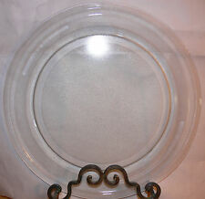 "11 1/2"" Sharp Microwave Glass Turntable  Plate/Tray Used Clean Condition"
