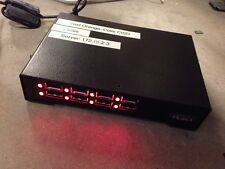 IGO USB HOST TO ETHERNET HUB  MODEL # PS6HUB-8