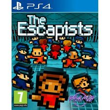 The Escapists (PS4) BRAND NEW SEALED PLAYSTATION 4