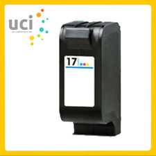 1 Colour Compatible Ink Cartridge For 17 Deskjet 816c 840C 843C 845C Printer