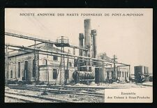 France PONT-A-MOUSSON Usines a Sous-Produits c1910/20s? PPC