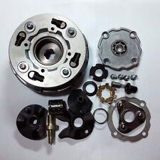 18 Teeth Chinese Atv Quad Dirt Bike Auto Clutch Assembly 50cc 70cc 90cc 110cc