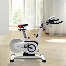 Soozier Indoor Cycling Exercise Bike Bicycle Fitness Stationary Workout w/LCD