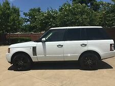 Land Rover: Range Rover 4WD 4dr HSE