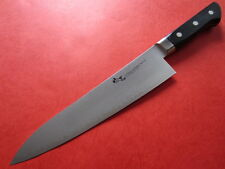 JAPAN MINO hand made Chef Knife VG10 DAMASCUS STEEL Gyuto Blade 210mm Sharpest