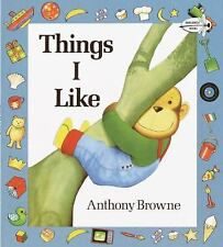 Things I Like (Read to a Child!: Level 2), Browne, Anthony, Good Book