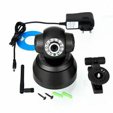 Sricam Wireless IP Webcam Camera Night Vision 11 LED WIFI Cam M-JPEG Video  FT