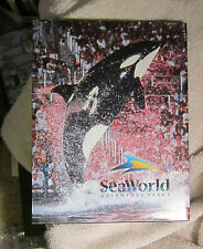 Seaworld Adventure Parks Hardcover 1999 Baby Shamu